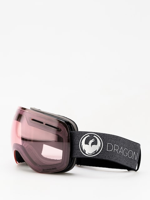 Brýle na snowboard Dragon X1s (echo/photochromic rose)