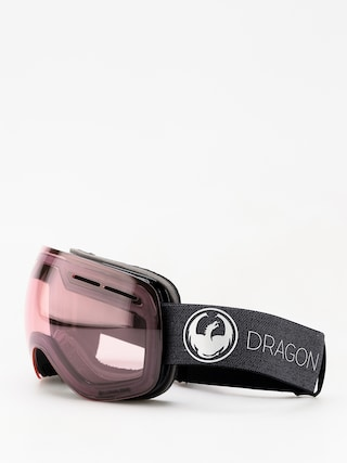 Bru00fdle na snowboard Dragon X1s (echo/photochromic rose)