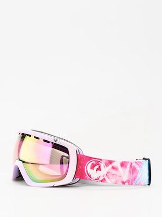 Brýle na snowboard Dragon Rogue (galaxy/lumalens pink ion/dark smoke)