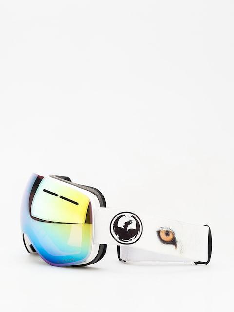 Brýle na snowboard Dragon X1s (prey/lumalens gold ion/lumalens amber)