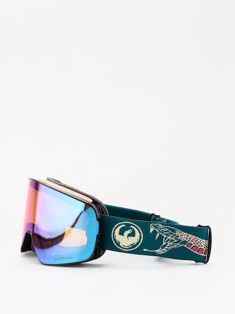 Brýle na snowboard Dragon NFX2 (rattler/lumalens blue ion/lumalens amber)