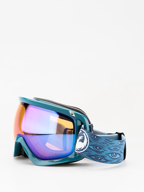 Brýle na snowboard Dragon D3 (midnight/lumalens blue ion/lumalens amber)