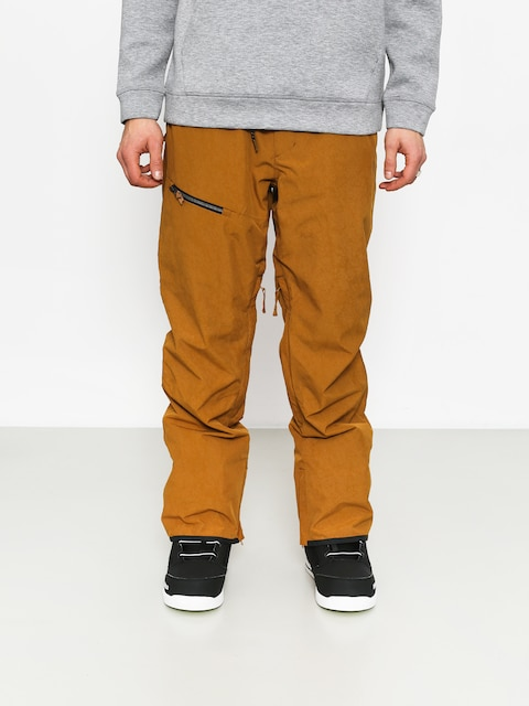 Snowboardové kalhoty  Quiksilver Forest Oak (golden brown)