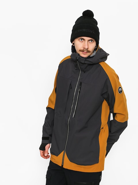Snowboardová bunda Quiksilver Tr Stretch (golden brown)