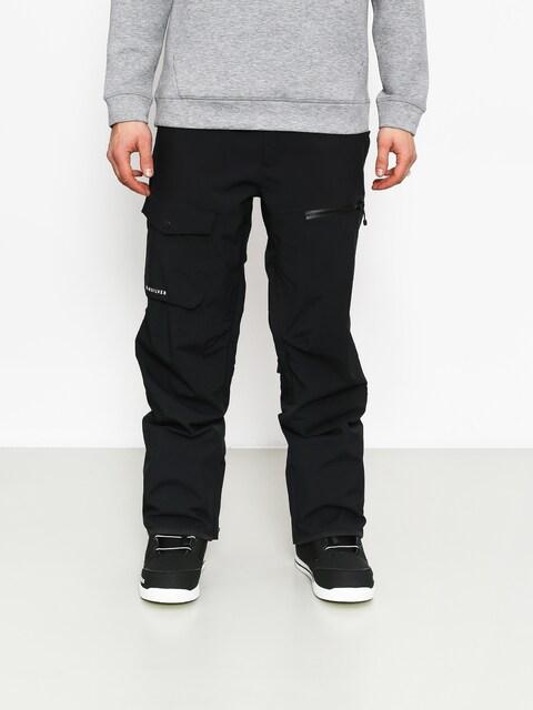 Snowboardové kalhoty  Quiksilver Utility (black)
