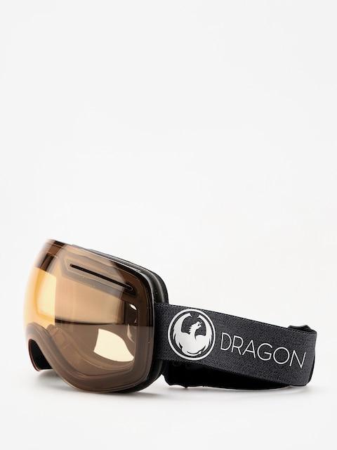 Brýle na snowboard Dragon X1 (echo/transitions amber)