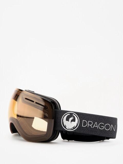 Brýle na snowboard Dragon X1s (echo/transitions amber)