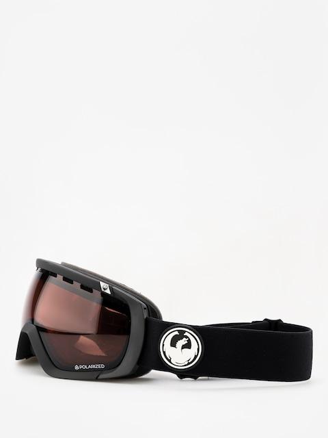 Brýle na snowboard Dragon Rogue (black/lumalens polarized)