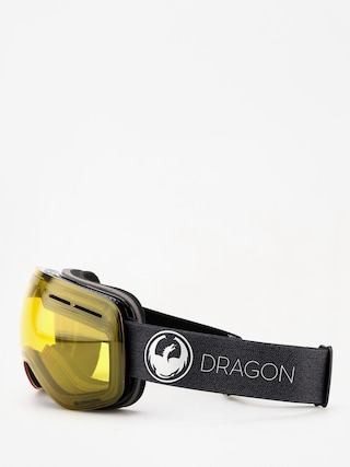 Bru00fdle na snowboard Dragon X1s (echo/photochromic yellow)