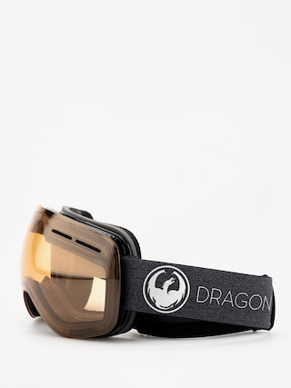 Bru00fdle na snowboard Dragon X1s (echo/photochromic amber)