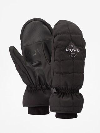 Rukavice Howl Jed Mitt (black)