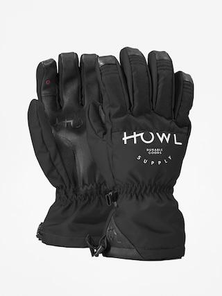 Rukavice Howl Team Glove (black)