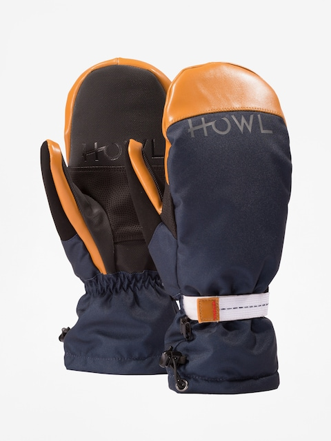 Rukavice Howl Network Mitt (navy)