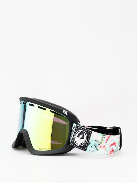 Brýle na snowboard Dragon D1 (flaunt/lumalens gold ion/dark smoke)