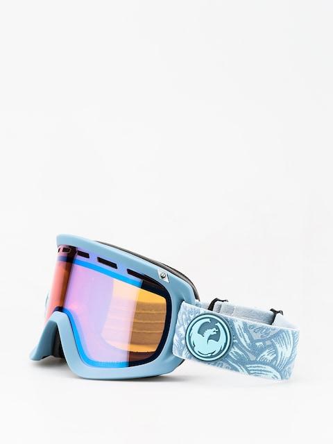 Brýle na snowboard Dragon D1 (plex/lumalens blue ion/lumalens amber)