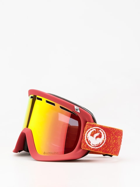 Brýle na snowboard Dragon D1 (maze/lumalens red ion/lumalens rose)