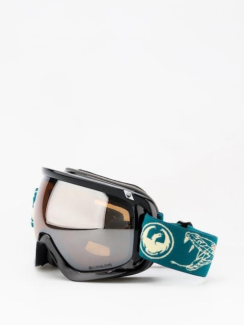 Brýle na snowboard Dragon D3 (rattler/lumalens silver ion)