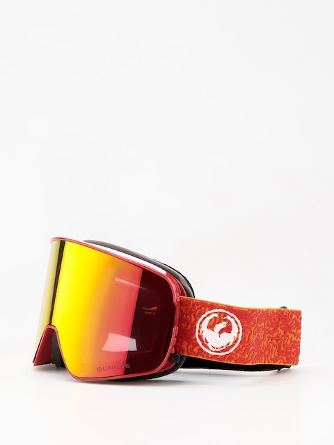 Brýle na snowboard Dragon NFX2 (maze/lumalens red ron/lumalens rose)