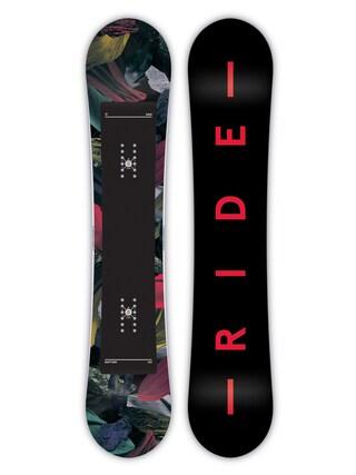 Snowboard Ride Rapture Wmn (black/red)