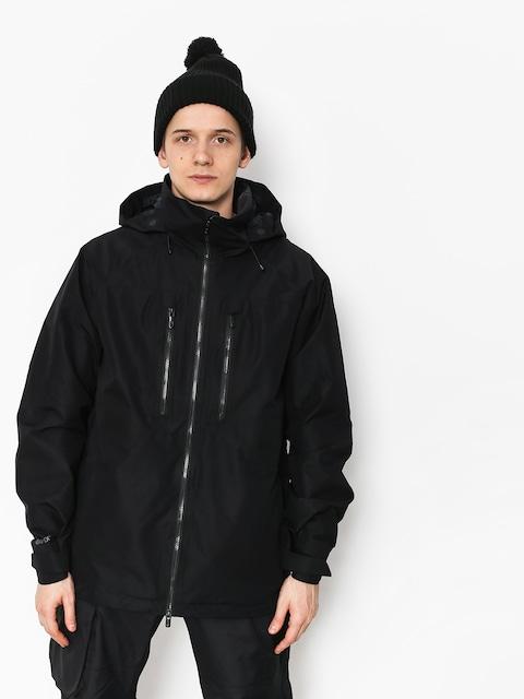 Snowboardová bunda Burton Ak Gore Swash (drydye black)