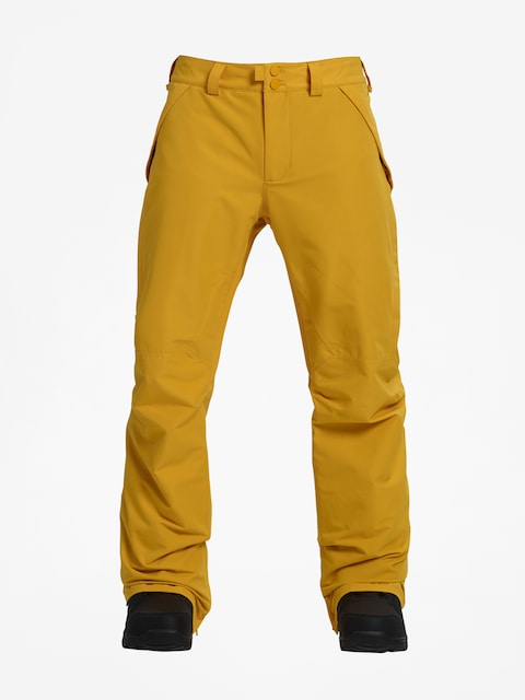 Snowboardové kalhoty  Burton Vent (golden rod)
