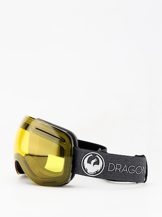 Bru00fdle na snowboard Dragon X1 (echo/photochromic yellow)