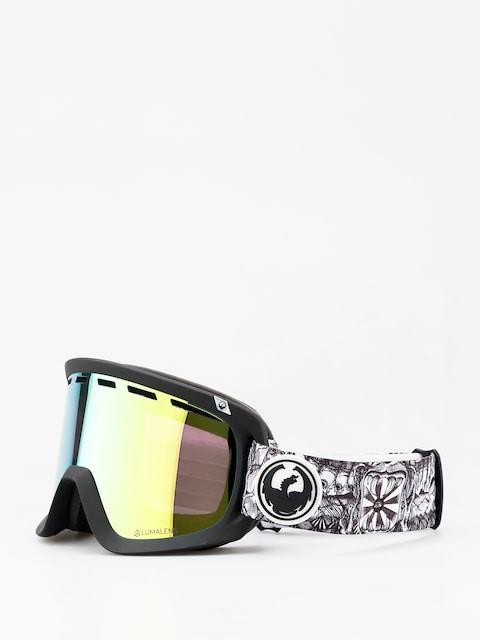 Brýle na snowboard Dragon D1 (kengo kimura dap/lumalens gold ion/lumalens rose)