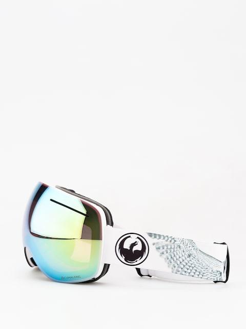 Brýle na snowboard Dragon X1 (prey/lumalens gold ion/lumalens amber)