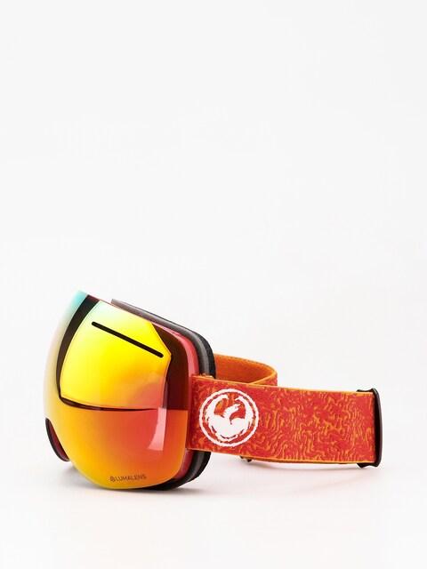 Dragon Brýle na snowboard X1