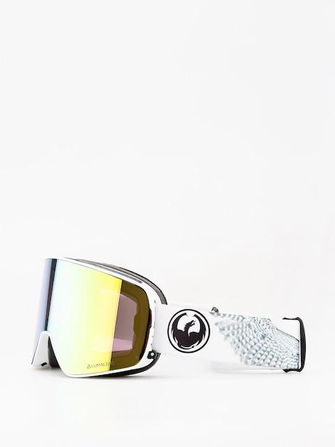 Brýle na snowboard Dragon NFX2 (prey/lumalens gold ion/dark smoke)