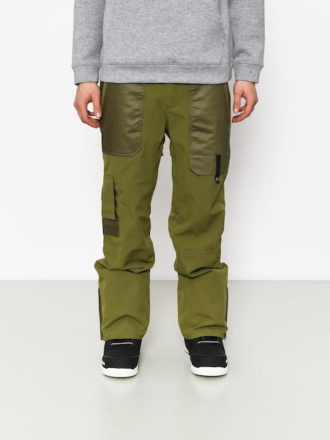 Snowboardové kalhoty  Westbeach Kamikaze Pant (combat green)