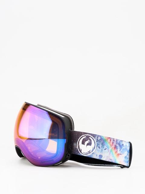 Brýle na snowboard Dragon X2 (galaxy/lumalens blue ion/lumalens amber)