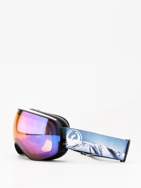 Brýle na snowboard Dragon X2s (realm/lumalens blue ion/lumalens amber)