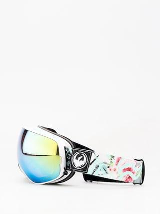 Brýle na snowboard Dragon X2s (flaunt/lumalens gold ion/dark smoke)