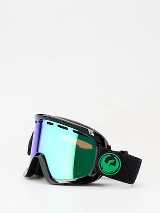 Brýle na snowboard Dragon D1 (split/lumalens green ion/l amber)