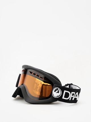 Brýle na snowboard Dragon DX (black/lumalens amber)