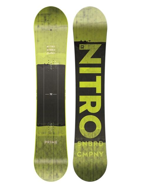 Snowboard Nitro Prime Toxic (multi)