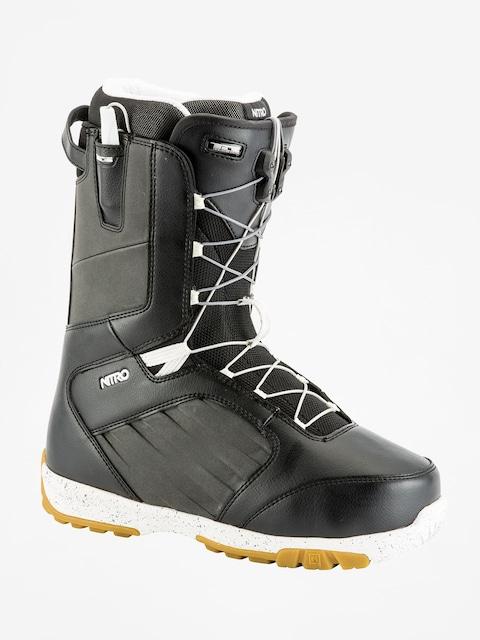 Boty na snowboard Nitro Anthem TLS (black white)