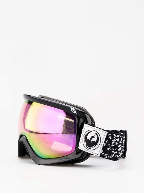 Brýle na snowboard Dragon D3 (scribe/lumalens pink ion)