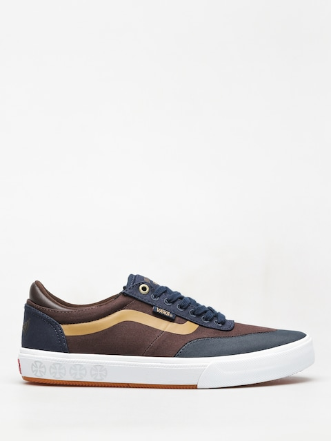 Boty Vans Gilbert Crockett (independet dress blues/demitasse)