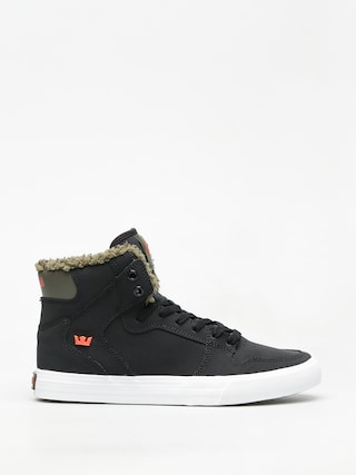 Boty Supra Vaider (black/olive night white)
