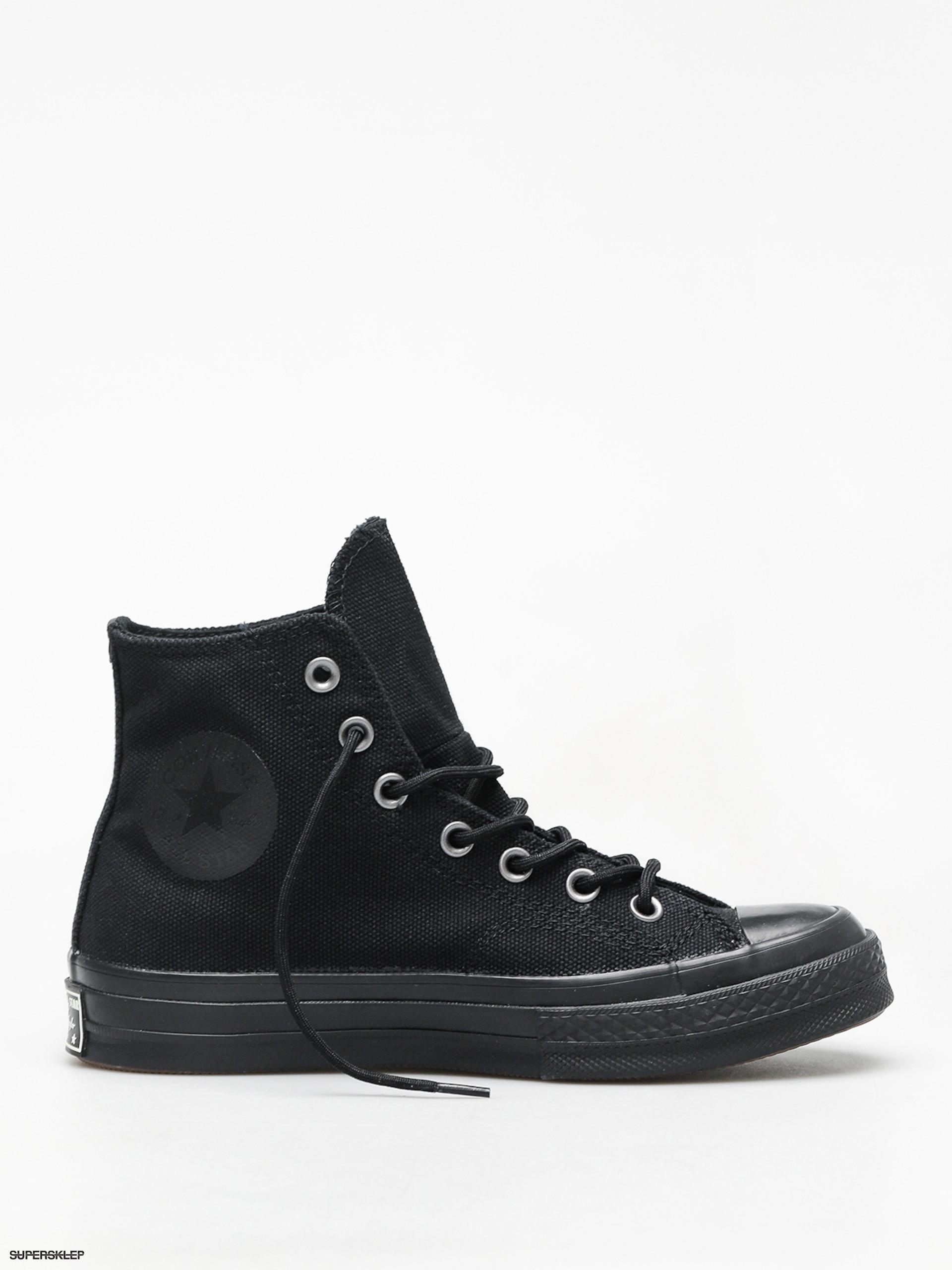 Tenisky Converse Chuck 70 Gore Tex Hi (black black black) 2f1a02c006