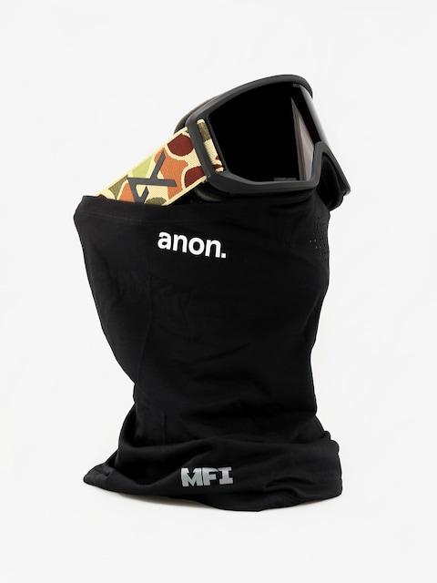 Brýle na snowboard Anon Relapse Mfi (duck camo/sonar smoke)