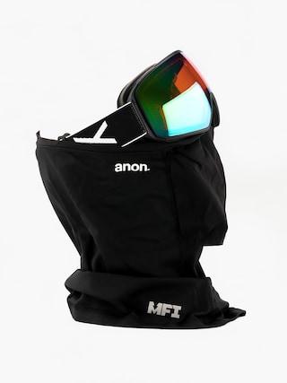 Bru00fdle na snowboard Anon M4 Toric (black/sonar green)