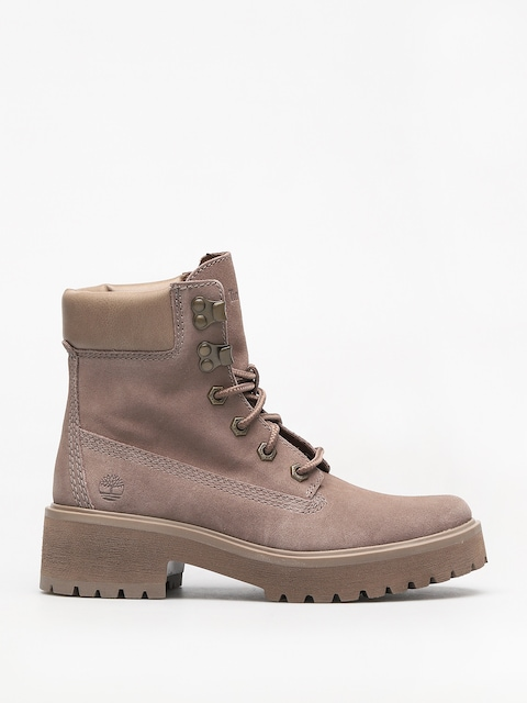 Zimní boty Timberland Carnaby Cool 6 In Wmn (taupe suede)