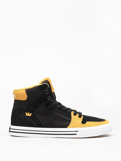 Boty Supra Vaider (black/golden white)