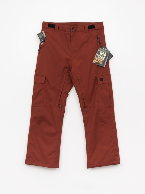 Snowboardové kalhoty  Rehall Dexter R (brave red)