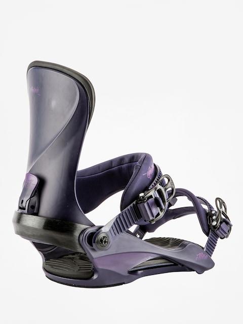 Snowboardová vázání Nitro Cosmic Wmn (deep purple)