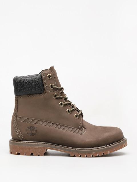 Zimní boty Timberland 6 In Premium Wmn (canteen)