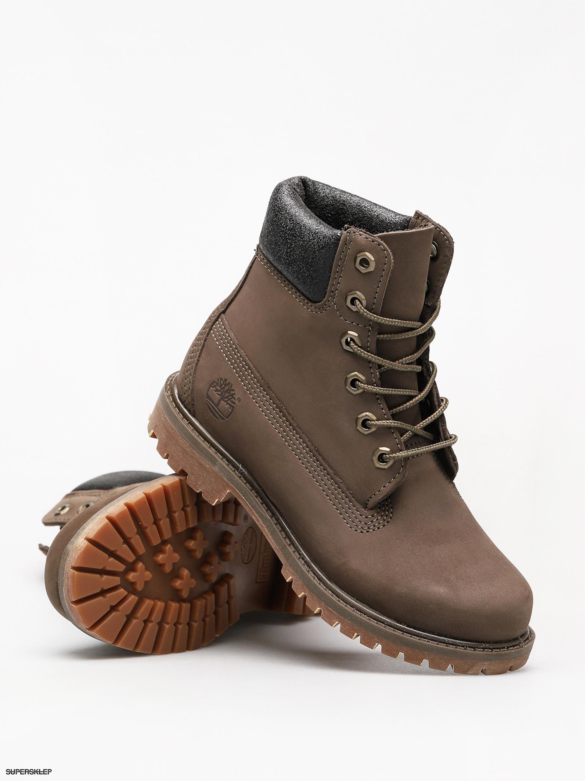 Zimní boty Timberland 6 In Premium Wmn (canteen) 985d52164a